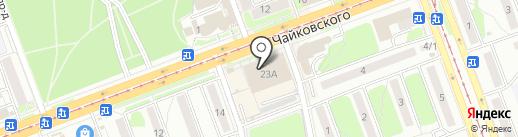 ВЛ-Финанс на карте Ангарска