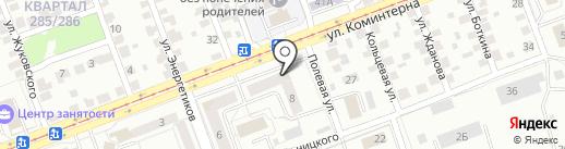 ТривСпецПроект на карте Ангарска