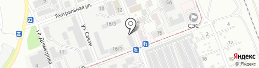 FreeRider38 на карте Ангарска
