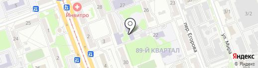 Адреналин на карте Ангарска