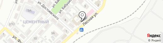 Обновка на карте Ангарска
