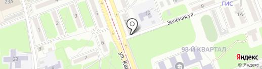 Qiwi на карте Ангарска