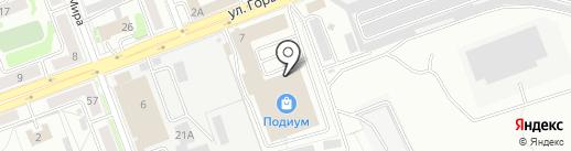 Твоя игра на карте Ангарска