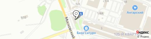 АгроЦвет+ на карте Ангарска