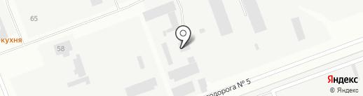 БЭСТ на карте Ангарска
