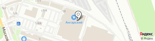 Наш дом на карте Ангарска