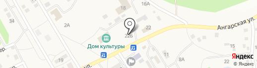 Аптека на ул. 8 Марта на карте Баклаш