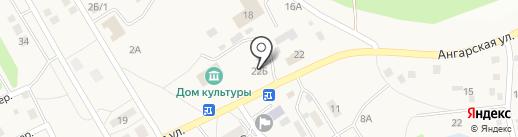 Огран на карте Баклаш
