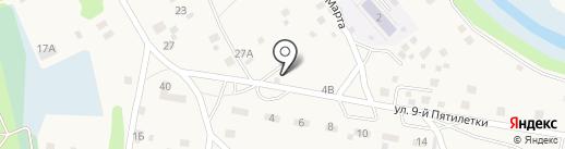 АМИ на карте Баклаш