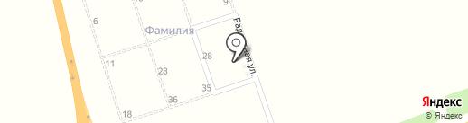 Фамилия на карте Шелехова