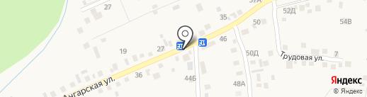 Магазин продуктов на карте Баклаш