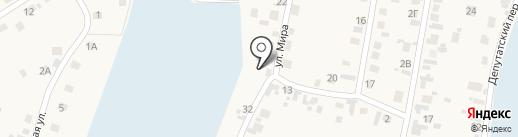 Девять на карте Баклаш