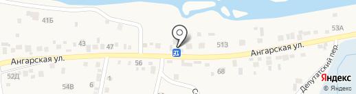 Гермес на карте Баклаш