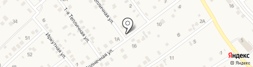 Фартовый на карте Баклаш