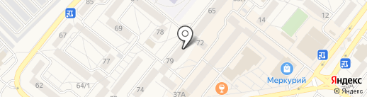 Орешек на карте Шелехова