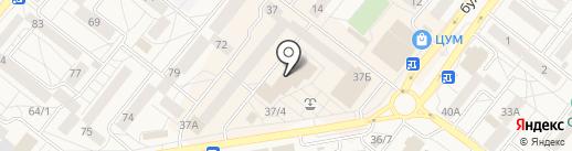 Имидж на карте Шелехова