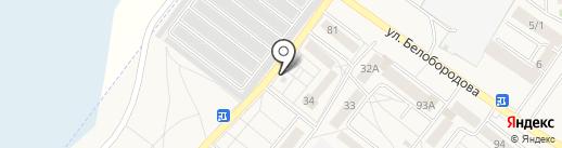 Мистер твистер на карте Шелехова