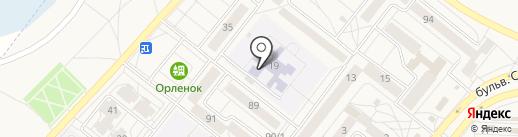 Малышок на карте Шелехова