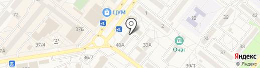 Домофонд на карте Шелехова