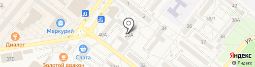 Шелеховстройпроект на карте Шелехова