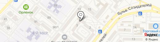 Фотостудия на карте Шелехова