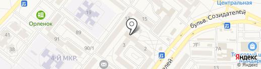 Дуэт на карте Шелехова