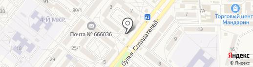 Bay! на карте Шелехова