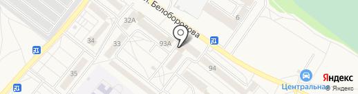 Радогор на карте Шелехова
