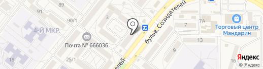 Гурман на карте Шелехова