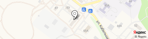 Центр цветной печати на карте Шелехова