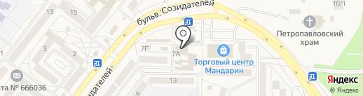 Банкомат, Сбербанк России на карте Шелехова