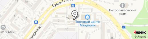 Татьяна 38 на карте Шелехова