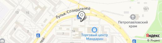 Закуcity на карте Шелехова