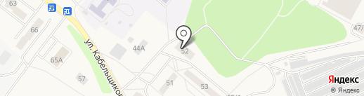 Ромашка на карте Шелехова