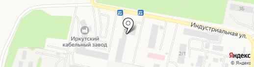 Кроха на карте Шелехова