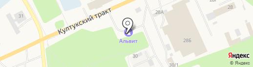АГЗС на карте Шелехова