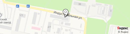 МОНОЛИТСТРОЙ на карте Шелехова