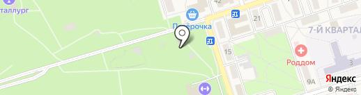 Music Town на карте Шелехова