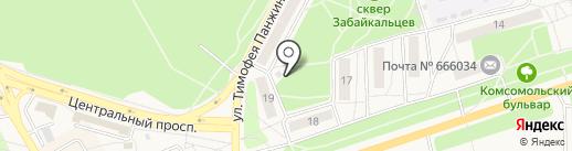 Бар на карте Шелехова