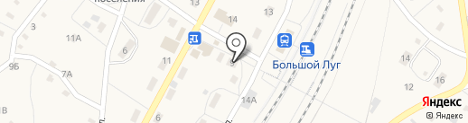 Одноклассники на карте Большого Луга