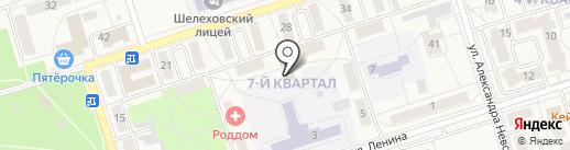 КРОШКА ЕНОТ на карте Шелехова