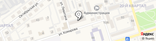 Студия красоты на карте Шелехова