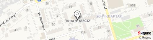 Хлеб Соль на карте Шелехова