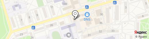 Квартал 38 на карте Шелехова