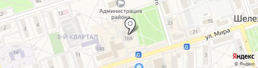 Согласие на карте Шелехова