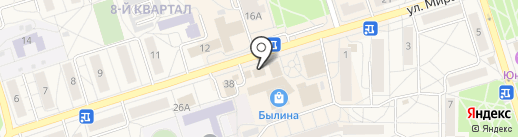 Магазин товаров из Монголии на карте Шелехова