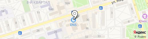 Аптека на карте Шелехова
