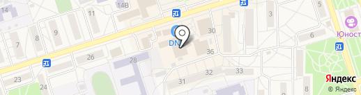 Фарт-Мебель на карте Шелехова