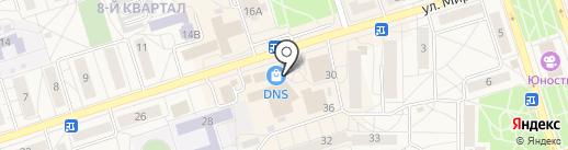 МТС на карте Шелехова