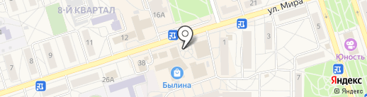 Супер дети на карте Шелехова